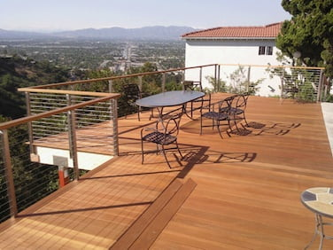 MasterDeck Pressure Treated Decking Lumber - YellaWood